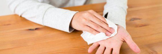 Hiperhidrosis Descubre qué es y cómo tratarla